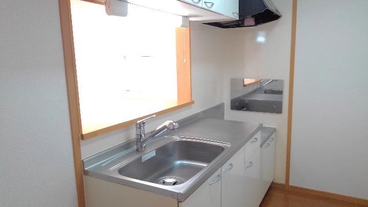 ベルマ-シュ 01010号室のキッチン