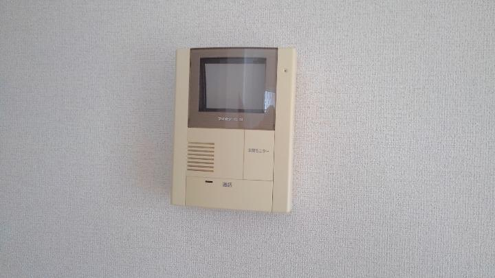 ベルマ-シュ 01010号室のセキュリティ