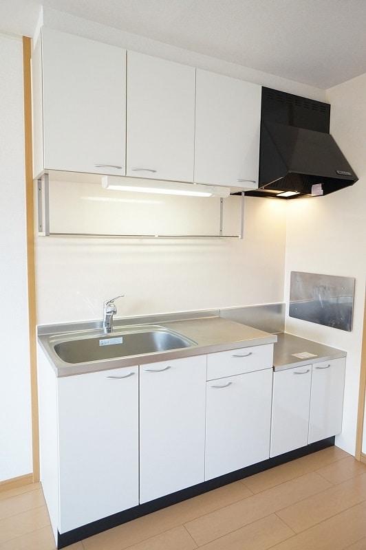 サンパティークⅣ 02010号室のキッチン