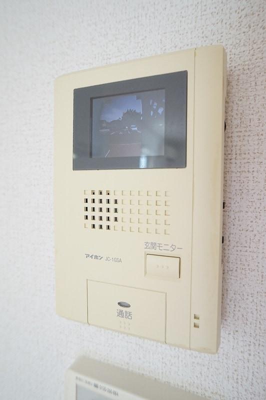 サンパティークⅣ 02010号室のセキュリティ