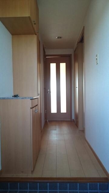 ゴールドレジデンスⅡ 04030号室の玄関