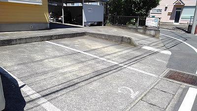 エルディム相力 01020号室の駐車場
