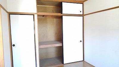 エルディム相力 01020号室の収納