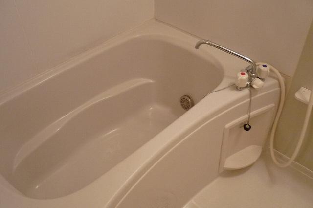 アルモニーA 01030号室の風呂