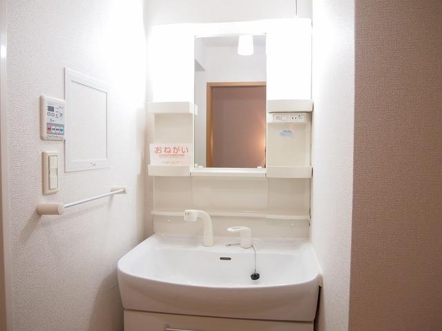 メゾンキャッスルⅡ 02010号室の風呂