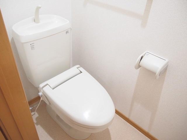 メゾンキャッスルⅡ 02010号室のトイレ