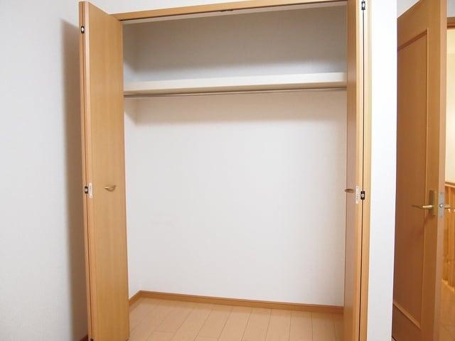 メゾンキャッスルⅡ 02010号室の収納