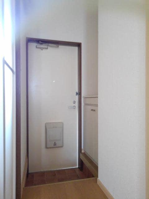 ニューシティ丸山 01030号室の玄関