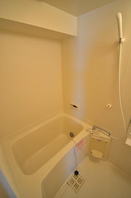 グランディールA 02040号室の風呂