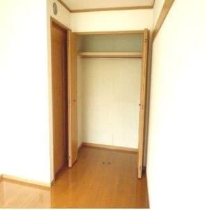 クレストヒルズ 01030号室の収納