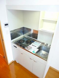 ネオ筥松 08080号室のキッチン