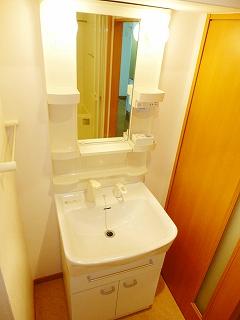 ネオ筥松 08080号室の洗面所