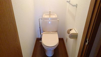 メゾネット野本のトイレ