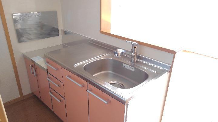 フォンターナ 02010号室のキッチン