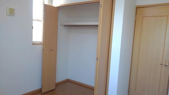 フォンターナ 02010号室の収納