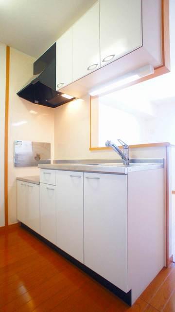 プリムラ 02020号室のキッチン