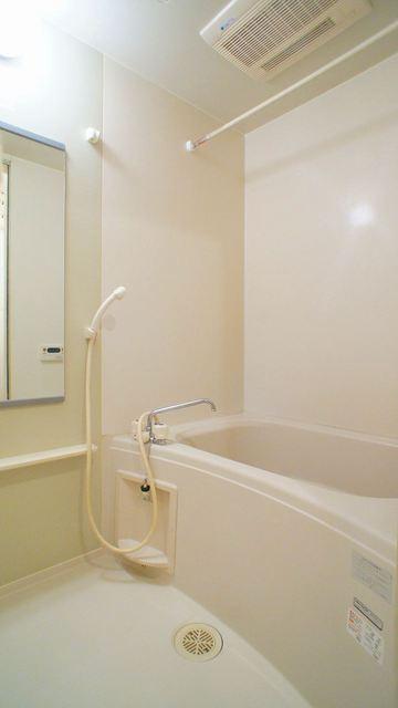 プリムラ 02020号室の風呂
