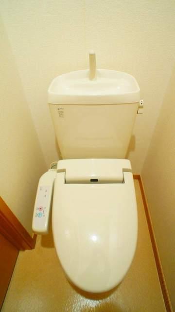 プリムラ 02020号室のトイレ