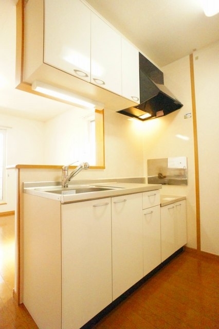 プリムラ 02040号室のキッチン