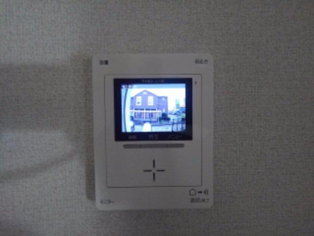 エスポワールB 01010号室のセキュリティ
