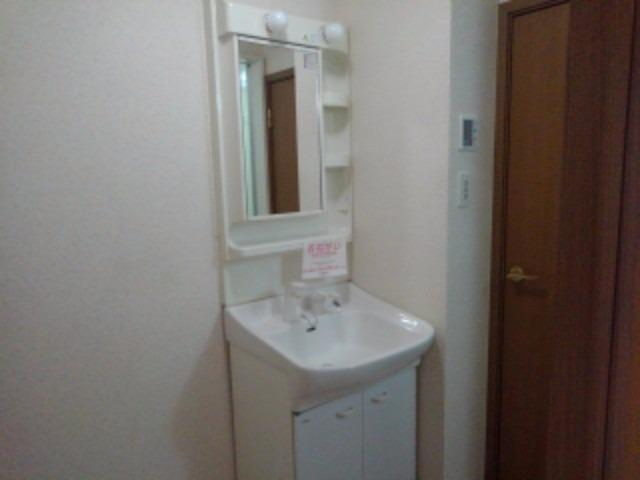 エスポワールB 01010号室の洗面所