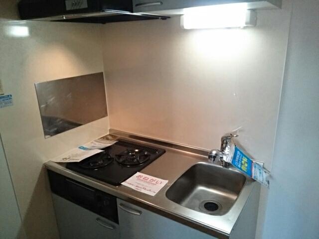 モンシャトー 01010号室のキッチン