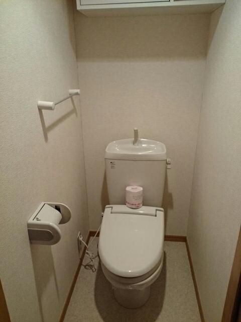 モンシャトー 01010号室のトイレ