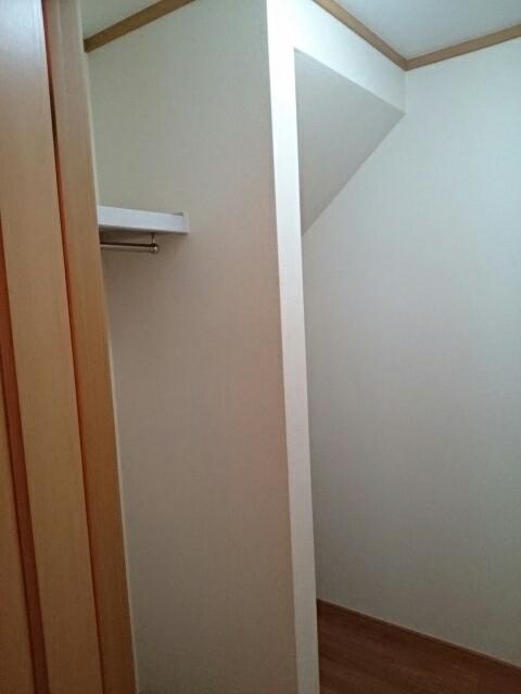 モンシャトー 01010号室の収納