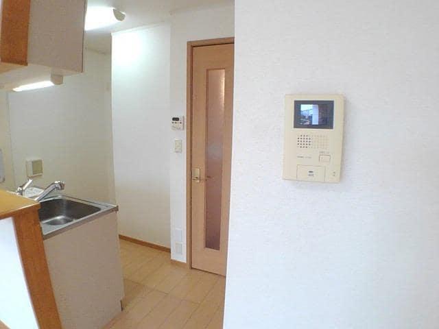 グラン・ファミーユⅡ 02030号室のセキュリティ
