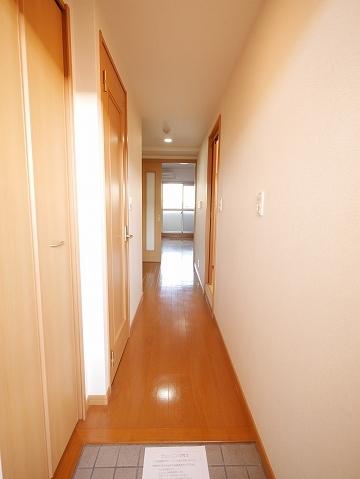 メゾン ソレイユ 03020号室の玄関