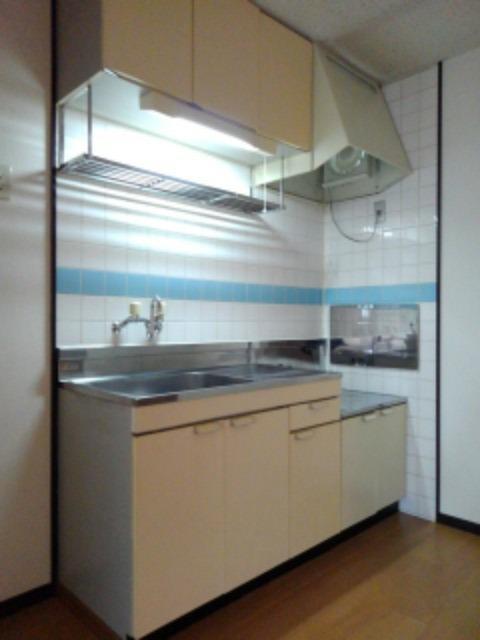 エルディム・城西B 02020号室のキッチン