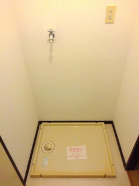 エルディム・城西B 02020号室の収納