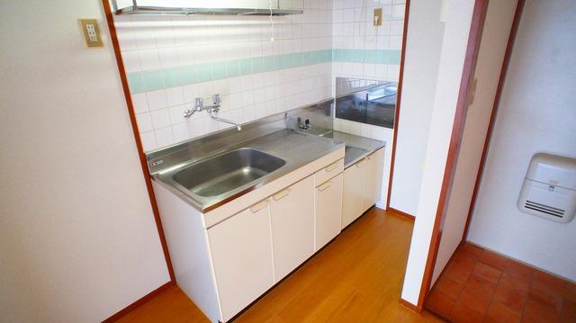 エルディム・城西B 02050号室のキッチン