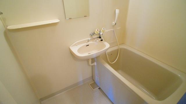 エルディム・城西B 02050号室の風呂