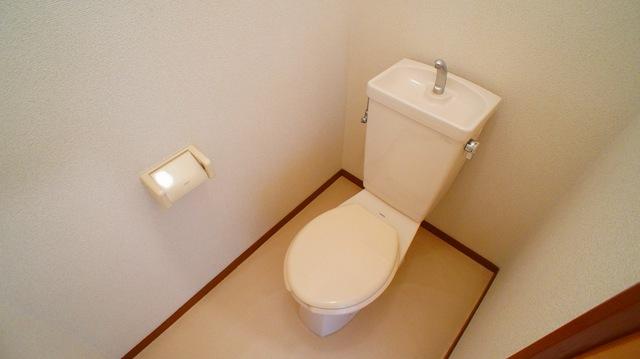 エルディム・城西B 02050号室のトイレ