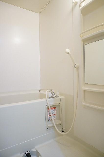 フォレストコートB 02040号室の風呂