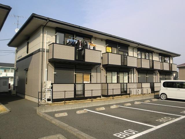フォレストコートB 02040号室の駐車場