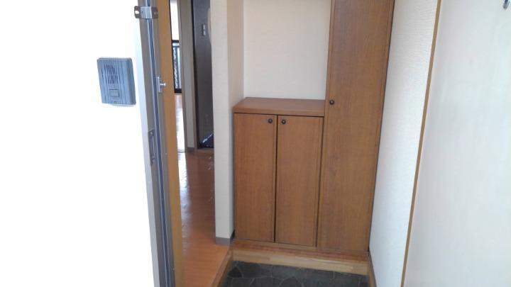 ドリーミーハウスT 02010号室の玄関