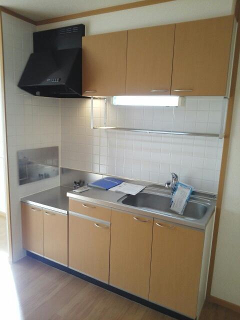 プラシドB 02010号室のキッチン
