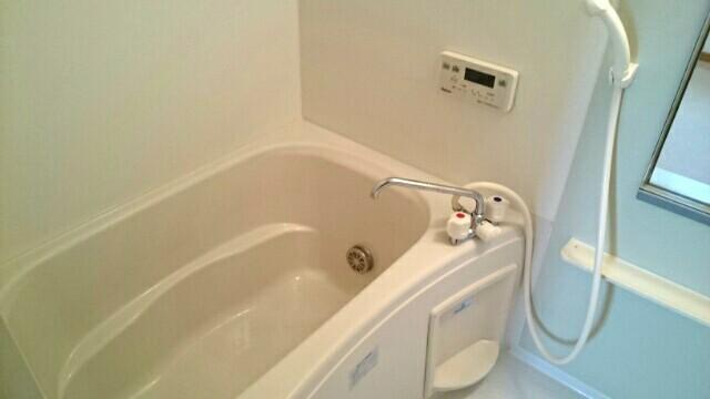 ドリームハイツC 02060号室の風呂