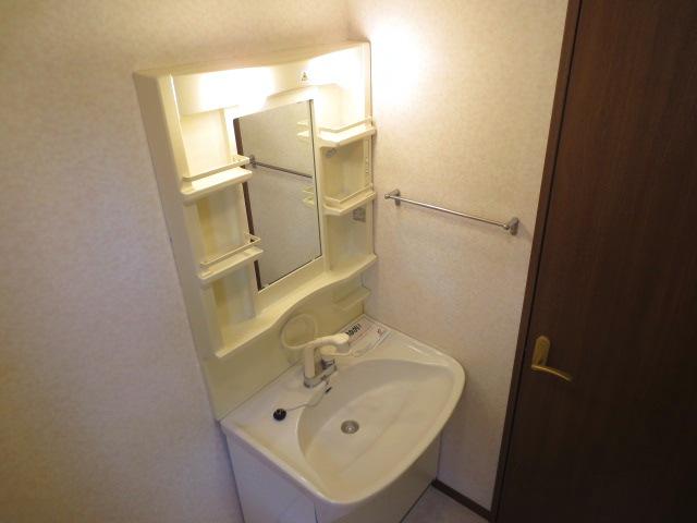 リバティハイムⅡ 01010号室の洗面所