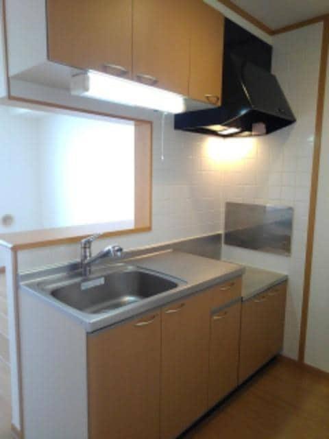 メゾン・ソレイユ 01040号室のキッチン