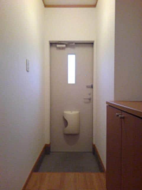メゾン・ソレイユ 01040号室の洗面所