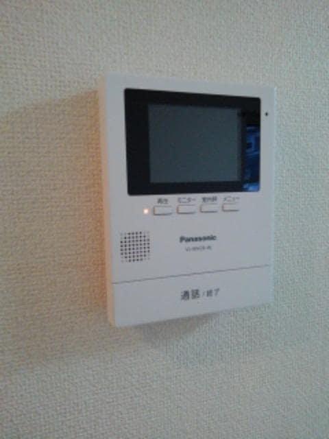 メゾン・ソレイユ 01040号室のセキュリティ