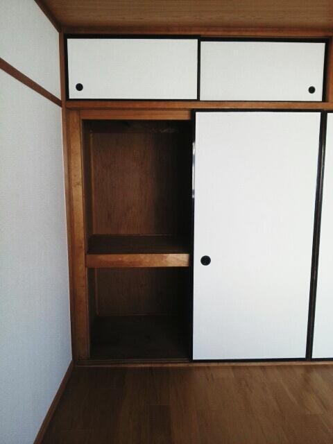 シティハイツ天伯Ⅱ 02030号室の収納