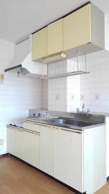 ソシア新宿 03010号室のキッチン