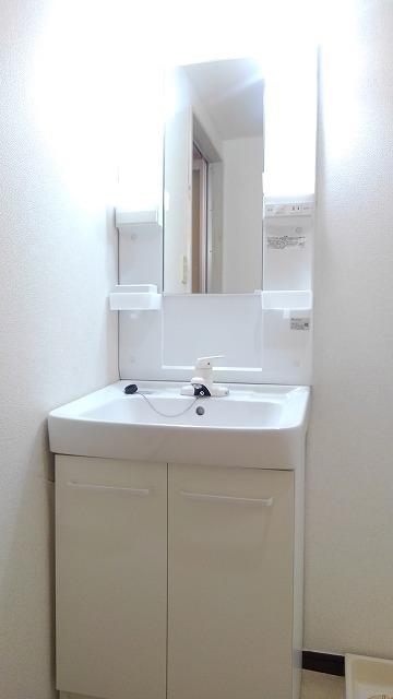 ソシア新宿 03010号室の洗面所