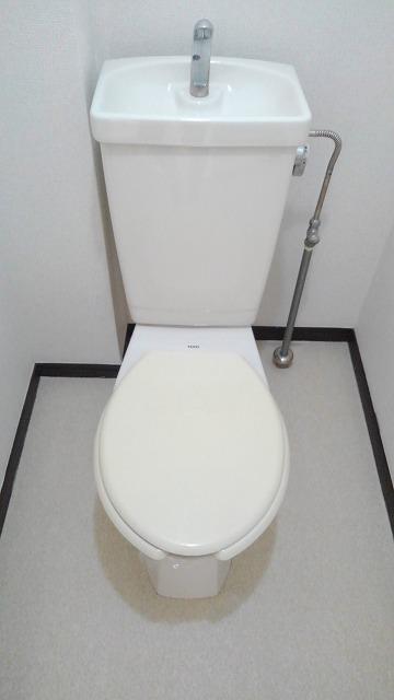 ソシア新宿 03010号室のトイレ