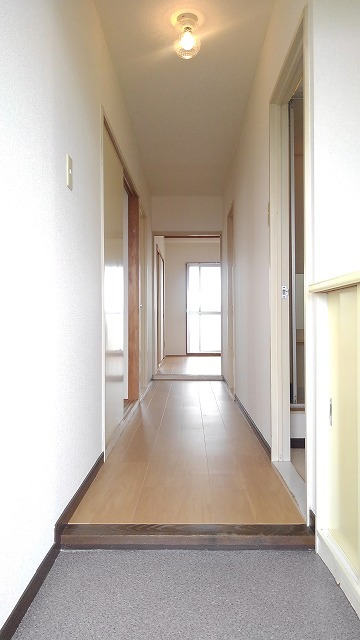 ソシア新宿 03010号室の玄関