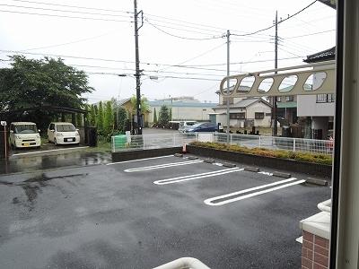 ファンタジアC 02030号室の駐車場